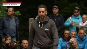 40. Deutsche Pétanque Meisterschaft Triplette 2016 in Saarlouis Viertelfinale