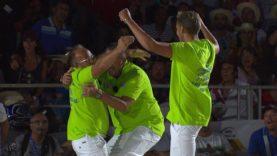 Marseilleise 2018 – Finale du mondial 2018 : Jean-Michel Puccinelli / Aimé Courtois